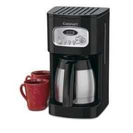 Electric Coffee Maker Programmable 10cup Thermal