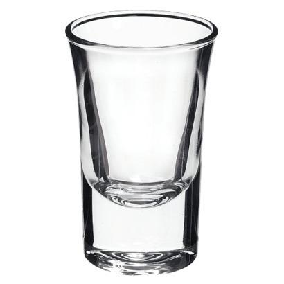 Drinkware Glass Tumbler Dublino Shot 1.3oz Box Of 6 (1.99ea)