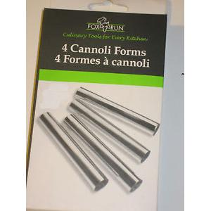 Cannoli Forms 4 Piece Set