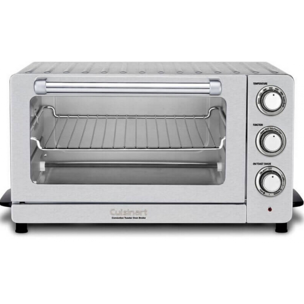 Electric Toaster Oven Deluxe Convection Toaster