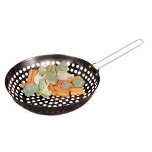 Grilling Wok Stir Fry Non-stick Bbq