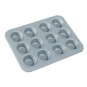 Bakeware Non-stick Pan Muffin 12 Pocket