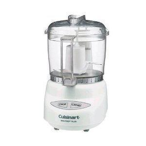 Electric Food Chopper Processor Mini-prep Plus White