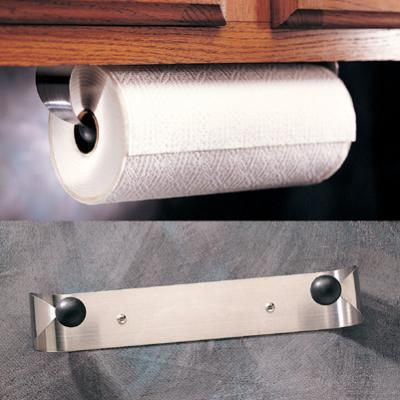 Paper Towel Holder Under Cabinet Stainless Steel