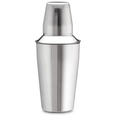 Cocktail Bar Shaker Stainless Steel Simple Small 8oz