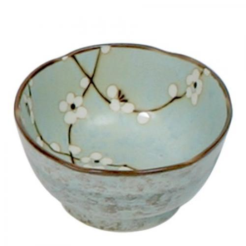 Spring Blossoms Bowl Rice 4.5""