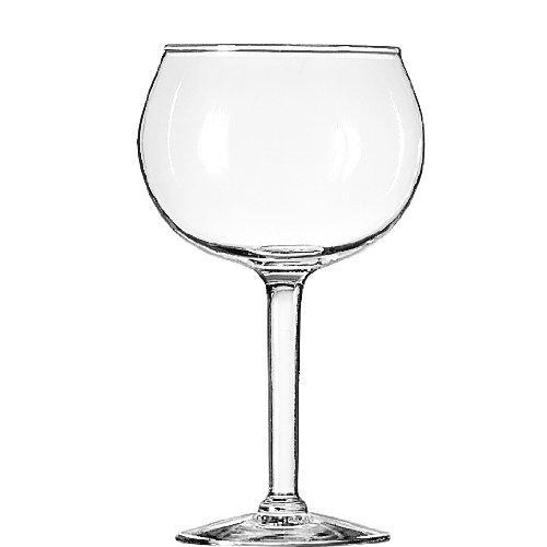 Drinkware Wine Glass Preston Red Box Of 4 13 Ounce