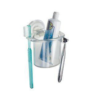 Power Lock Suction - Toothbrush/razor Center