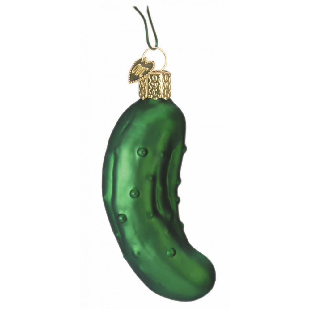 Christmas Ornament Pickle