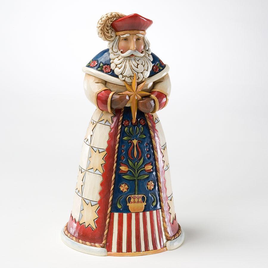 Jim Shore Figurine - Polish Santa