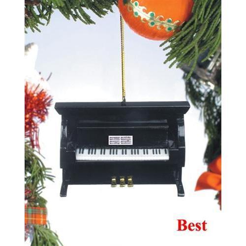 Ornament Upright Piano