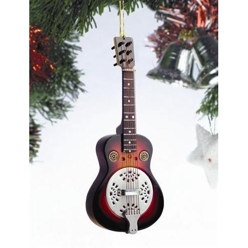 Ornament Guitar With Resonator