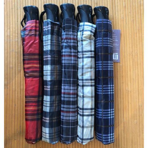 Umbrella Mid Size Checker Prints