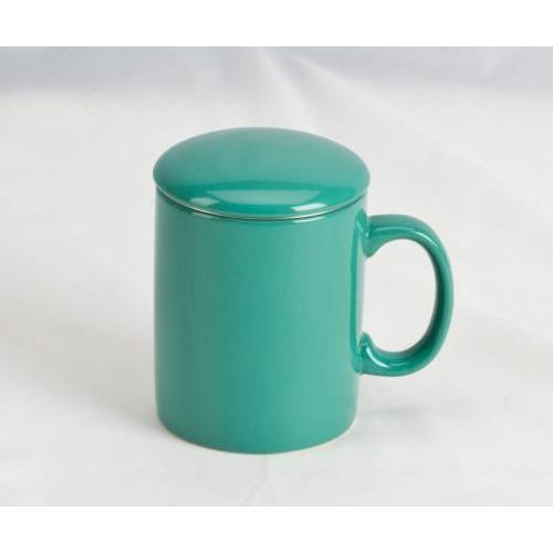 Mug Tea Infuser Reaz Pot 11oz Teal