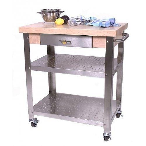 Kitchen Cart Island Cucina Elegante