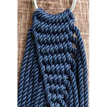 Hammock Family Size Olefin Rope Navy