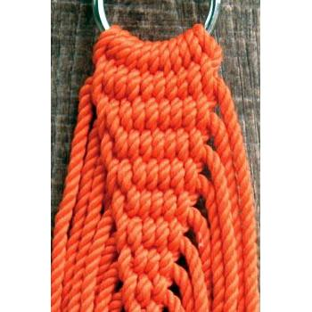 Hammock Family Size Olefin Rope Carrot