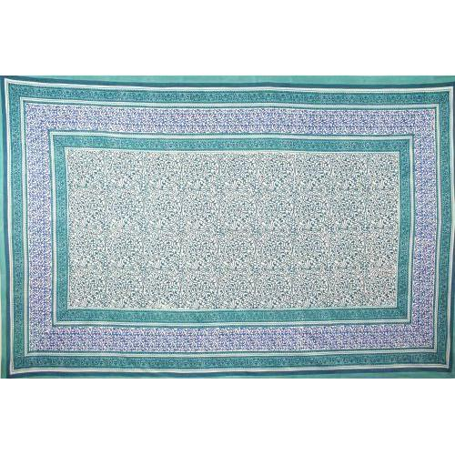 Tapestry Single Size Persian Blue