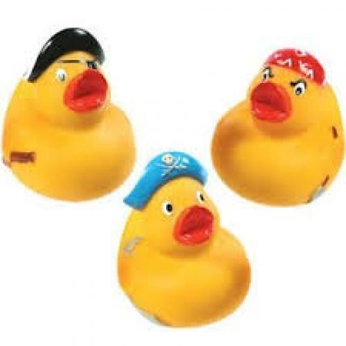 Rubber Ducky Pirates