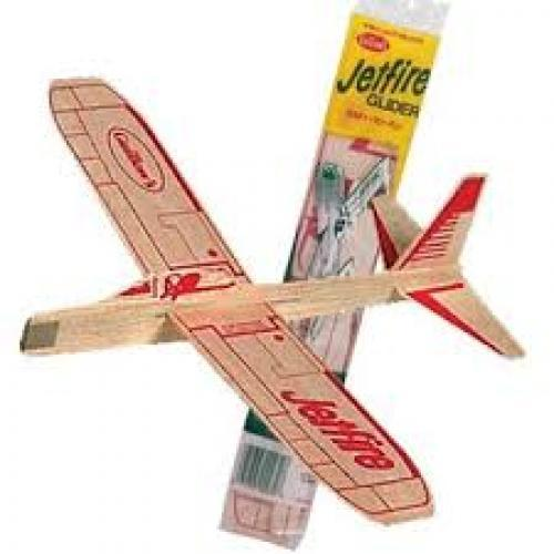 Glider Jetfire 1 Pc. 12in Bagged