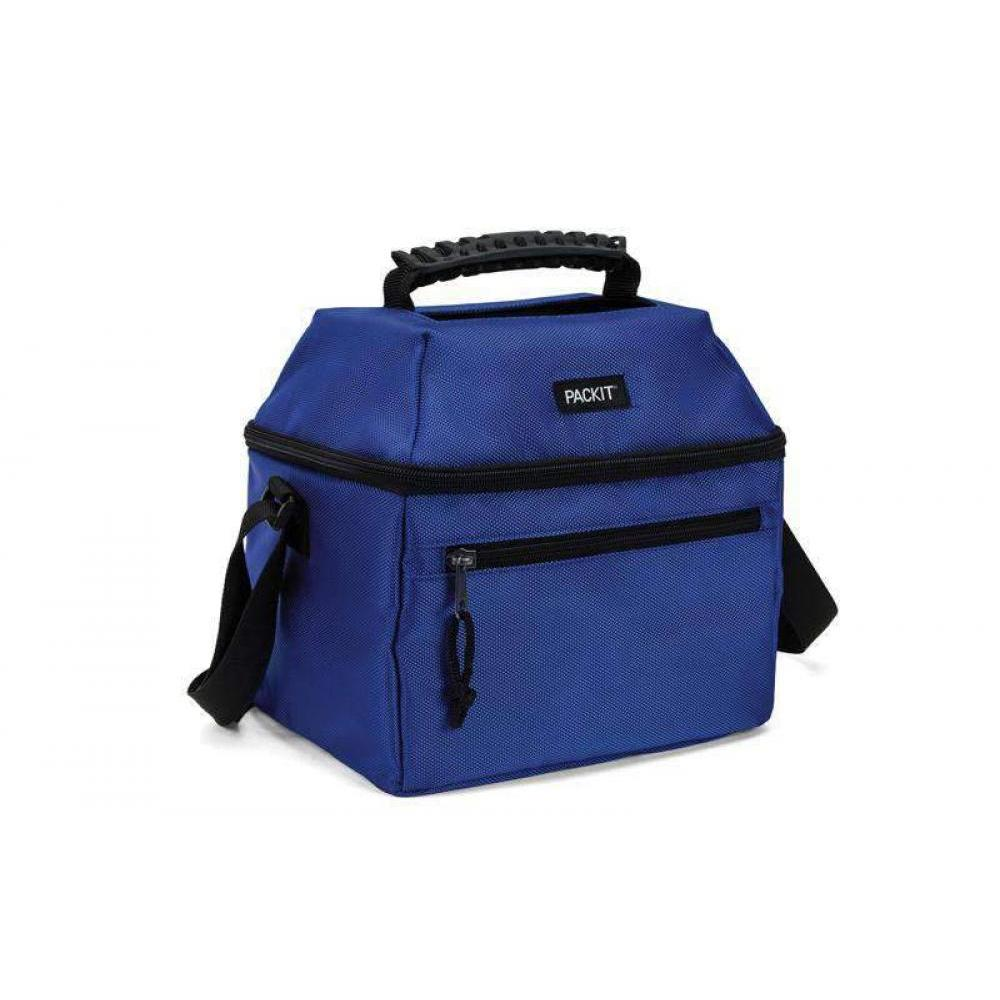 Lunchbag - Utility 9 Can Cooler - Blue