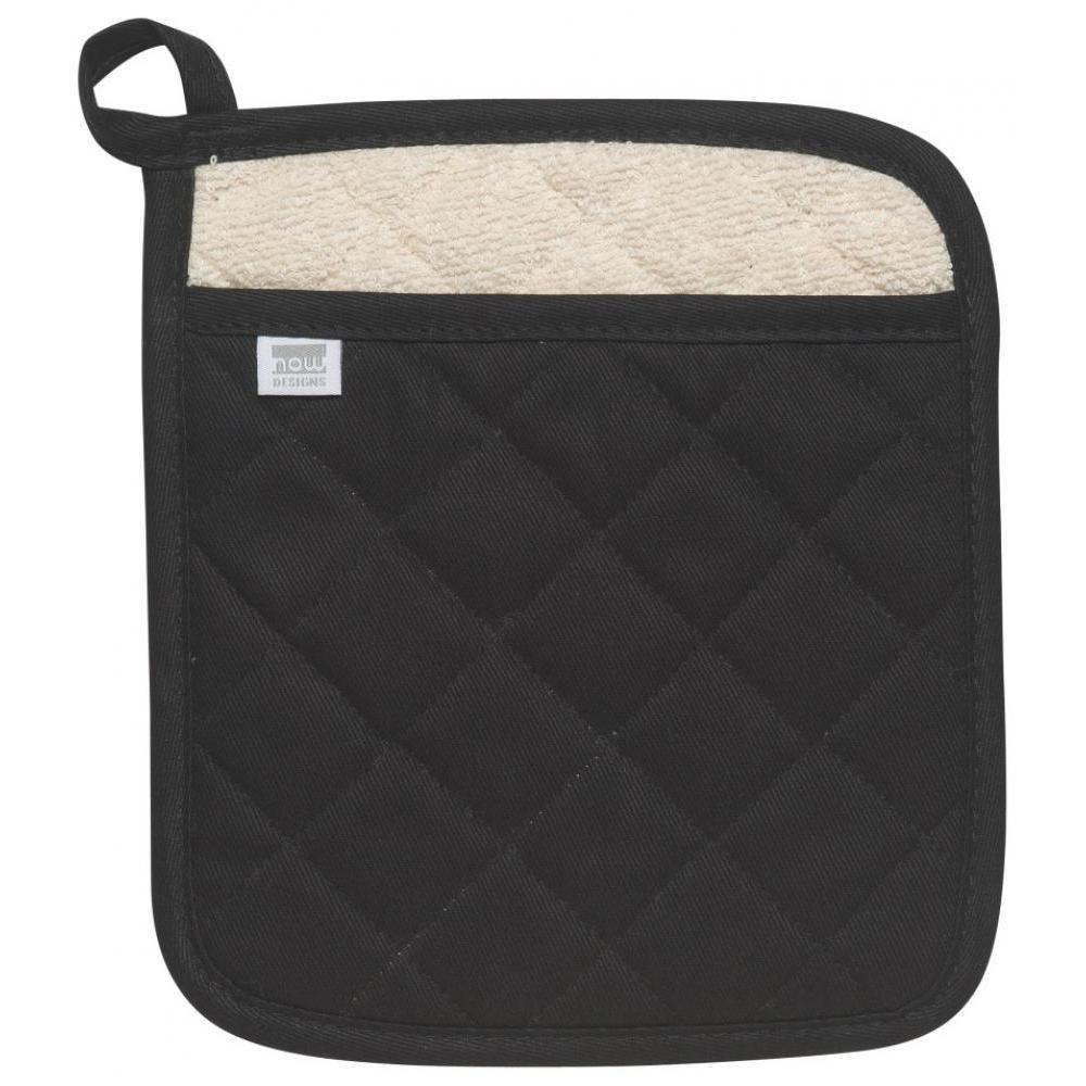 Pot Holder Superior Solid Black