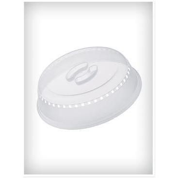 Microwave Food Cover Dome Plastic 10.25in