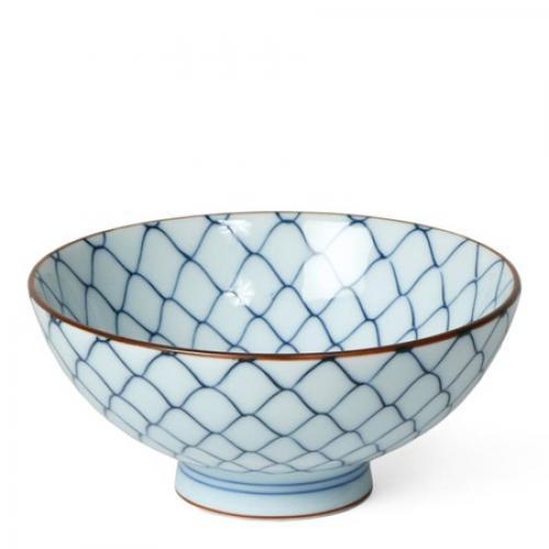 Dinnerware Bowl Rice Sansui Landscape
