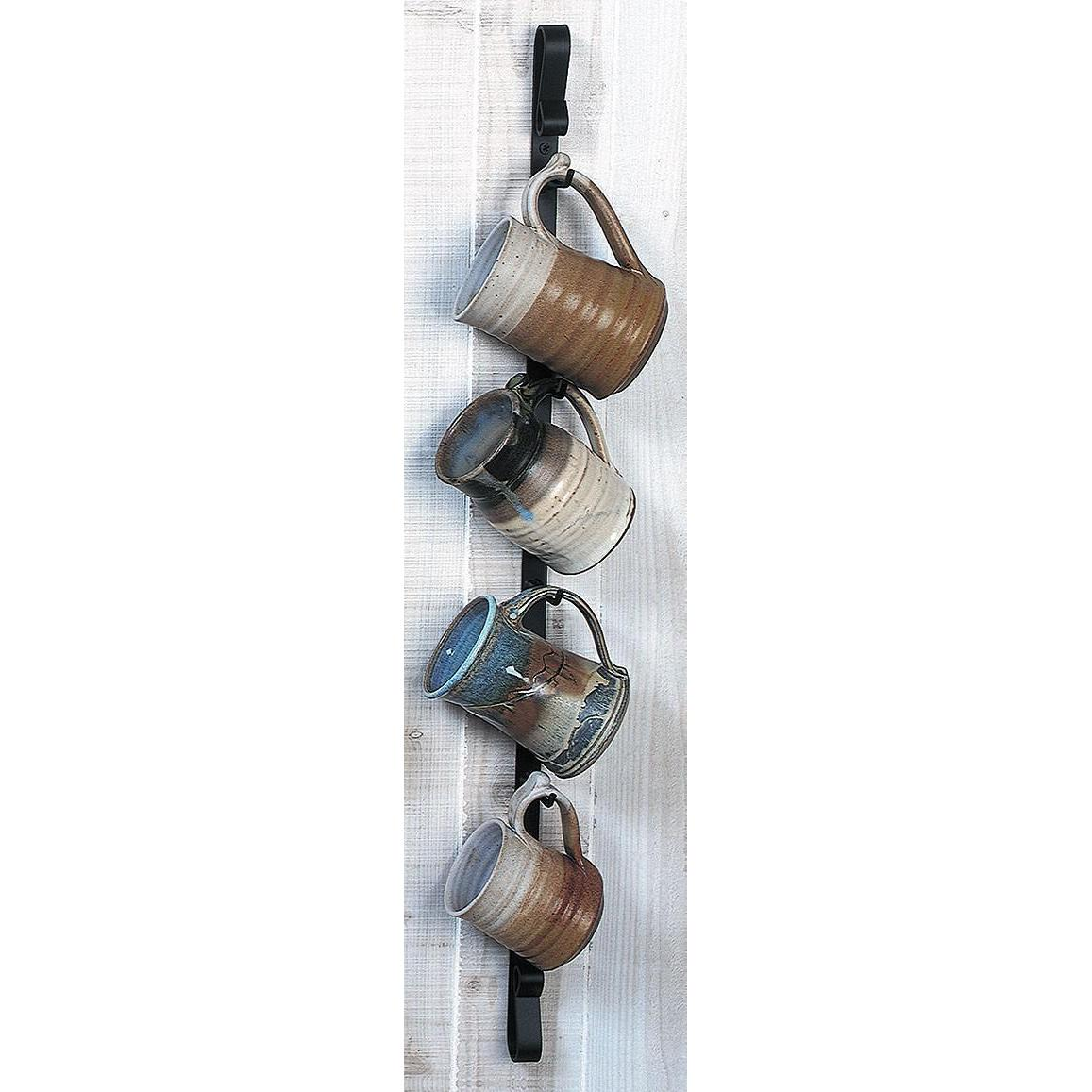 Mug Rack Wall Mountvertical