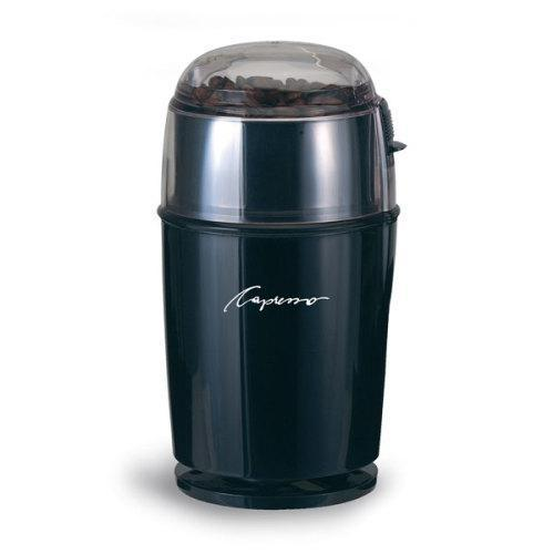 Electric Coffee Grinder-Blade Cool Grind 3.5oz In Black