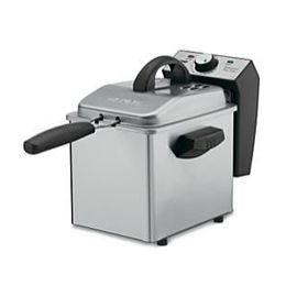 Electric Deep Fryer 2qt