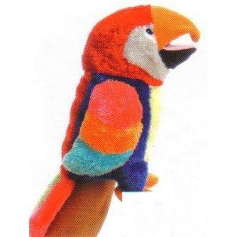 Puppet Parrot Petey