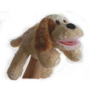 Puppet Puppy Scruff