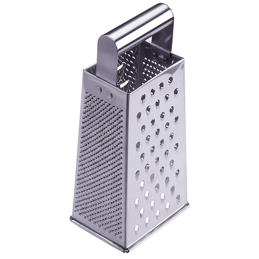 Cheese Grater Box Stainless Steel Tower