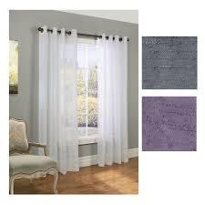 Encore Grommet Panel 52x63 Grey