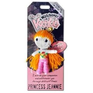 Watchover Voo Doo Doll Princess Jeannie