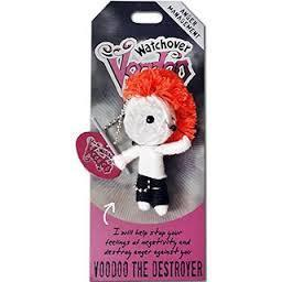 #71 Watchover Voo Doo Doll Destroyer