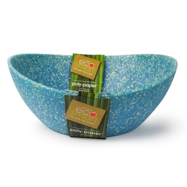 Serving Bowl Polypaper Blue