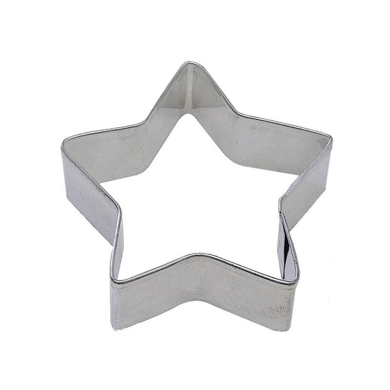 Cookie Cutter Shape Star 5-point 2.75inch