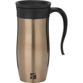 Travel Tumbler Endure Mug Metallic Copper-champagne