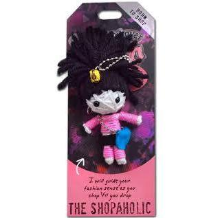 Watchover Voo Doo Doll Shopaholic