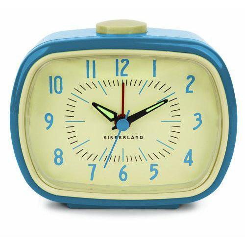 Alarm Clock Retro Blue