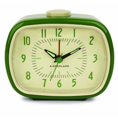 Alarm Clock Retro Green