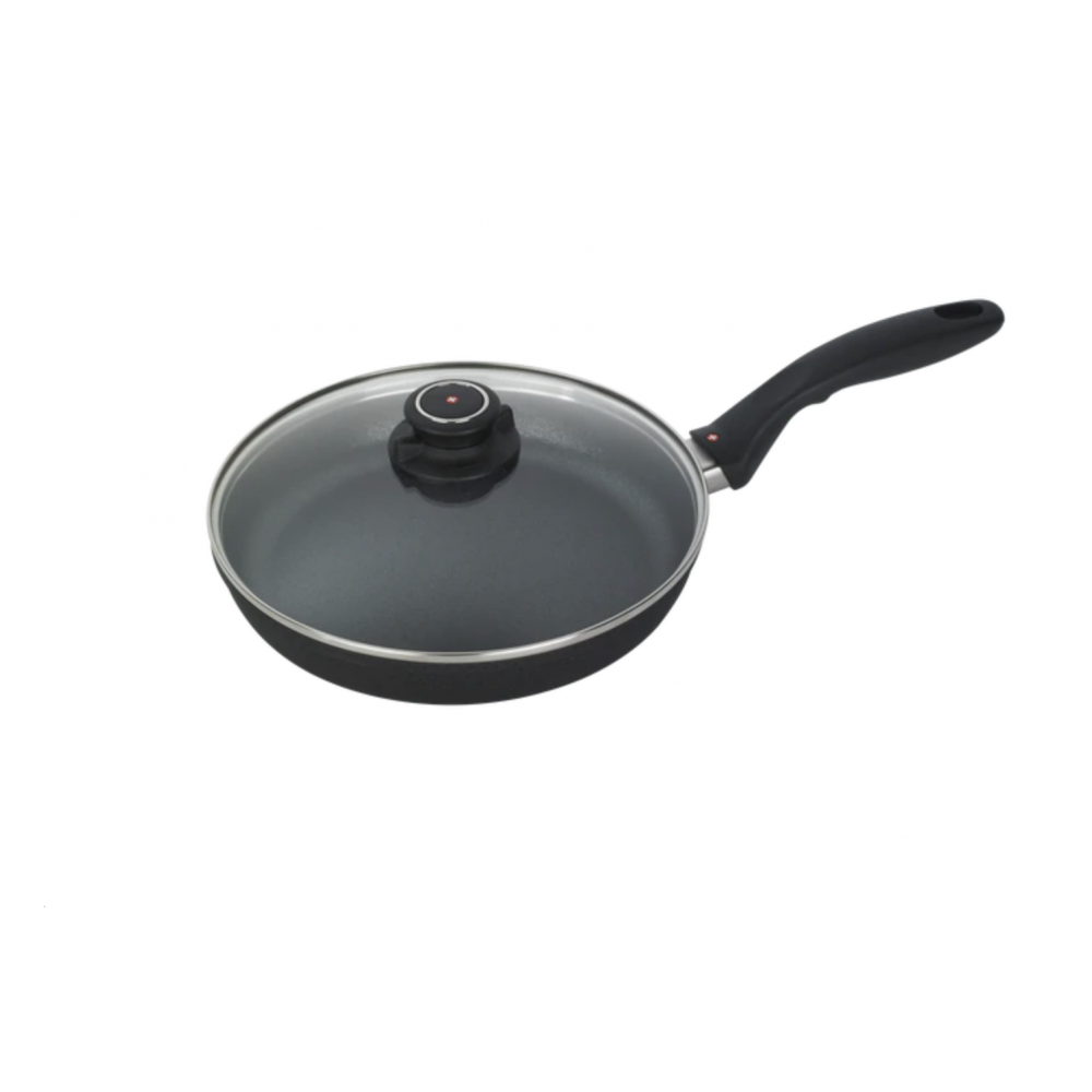 Swiss Diamond Fry Pan 09.5in With Lid