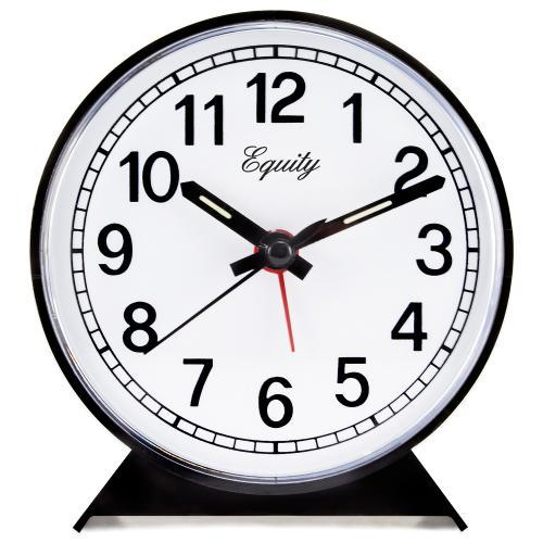 Alarm Clock Analog Quartz