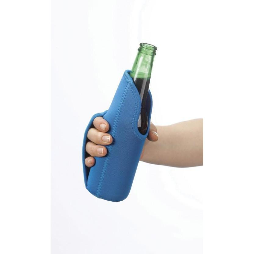 Travel Bottle Cozy Glove - Wearable Bottle Cozy