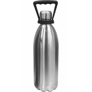 Travel Water Bottle Stainless Steel Beer Growler With Handle 56oz