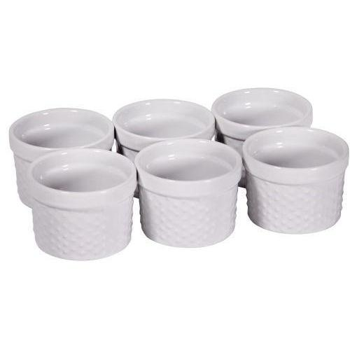 Ramekin Hobnail White 6oz Sold Individualy
