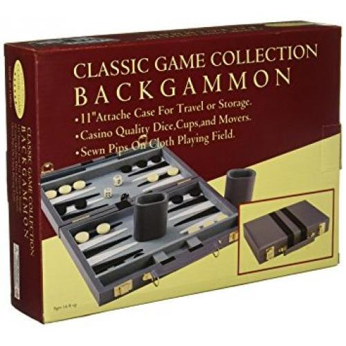 Backgammon 11in