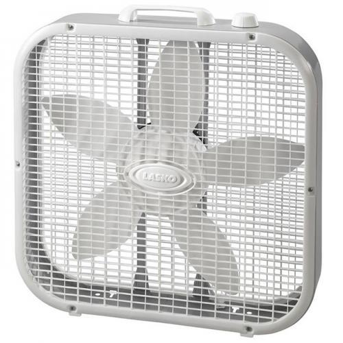 Fan Boxed Shape 3 Speed 20 Inch